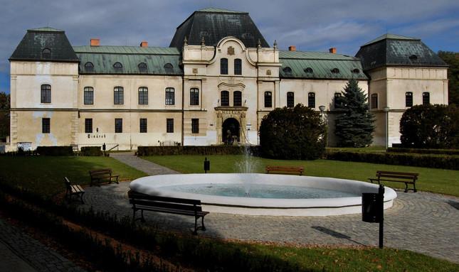 Kaštieľ Andrássyovcov - Múzeum