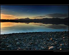Zapad slnka na Mare