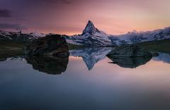 Matterhorn 4 478 m n. m