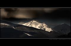 drama nad west Tatras