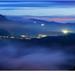 Súmrak v Dolomitoch