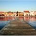 Vychod slnka na Korfu