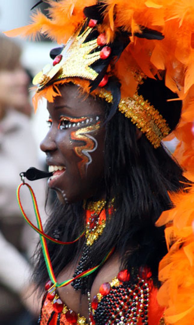 Notting Hill Carnival - LONDON
