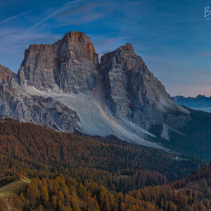 Jeseň v Dolomitoch