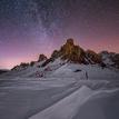 --Snowy Stars--