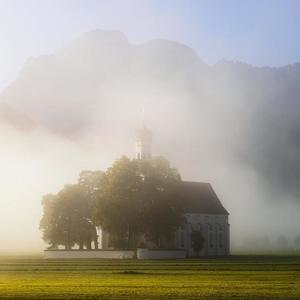 --St. Coloman Church--