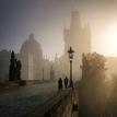 --Foggy Tower--