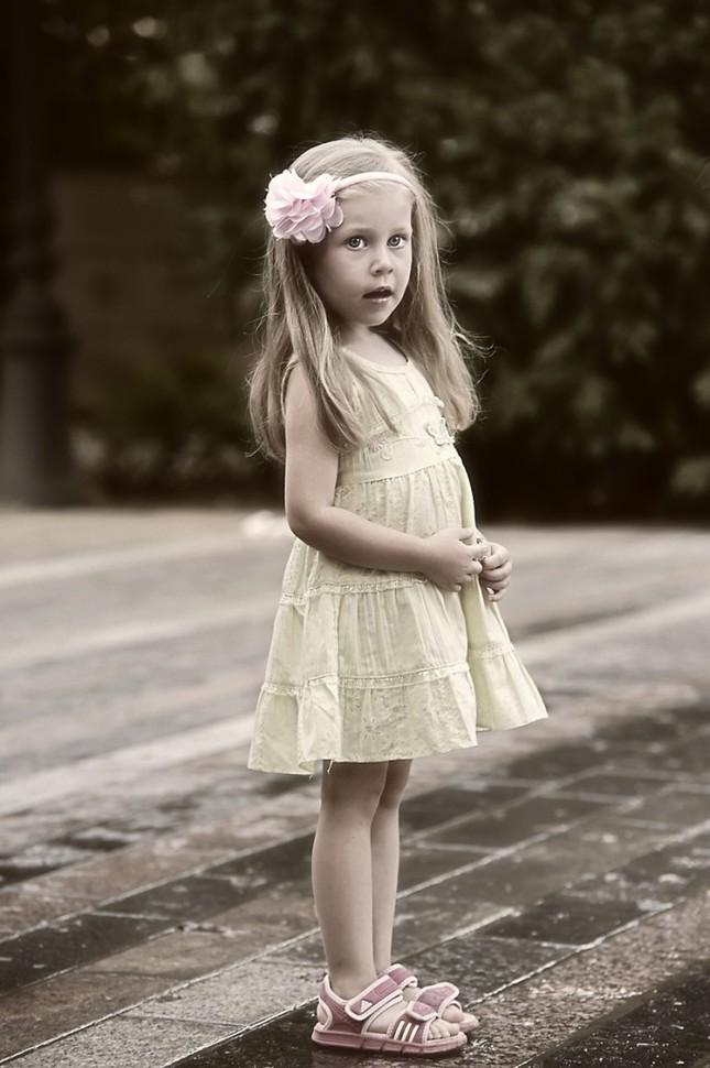 mladá slečna