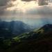 Keď slnko horám spieva pieseň