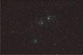 Kométa Hartley 103P  s Chi a Ha