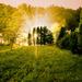 Vecerny vychod slnka