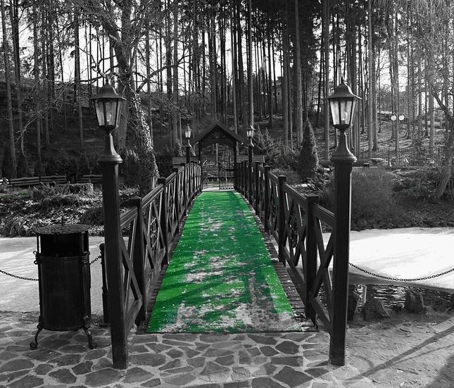 mostík