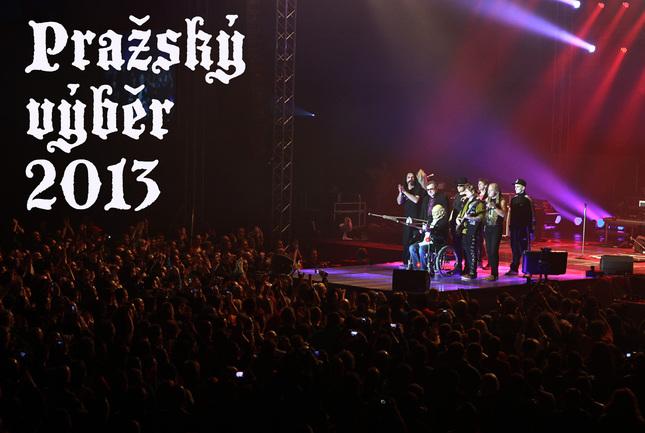 Pražský výběr v BA 2013