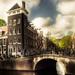 Amsterdamské kanály 3