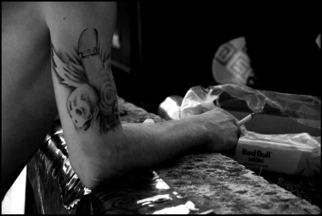 sk8 tattoo