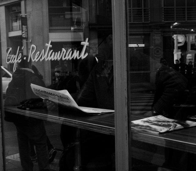 Parížska kaviareň