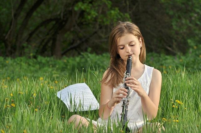 Barborka a klarinet
