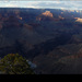 Last Sunny Rays in Grand Canyon
