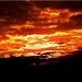 ohnive nebo