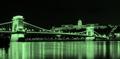 Budapest v noci