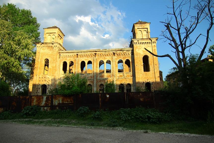 Stara synagoga.