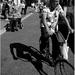 Život na kolesách.