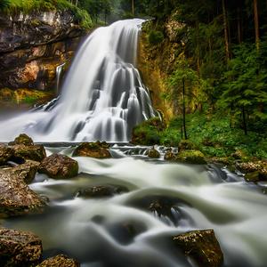 Gollingerský vodopád