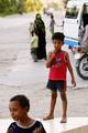chlapca z Luxoru