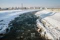 Lutilský Potok v zime