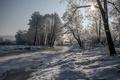 Zima pri Lutilskom potoku 2