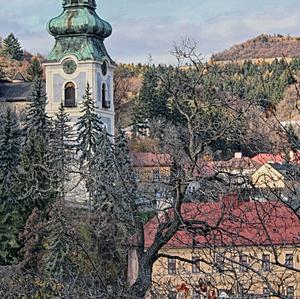 Starý Zámok a jeho veža