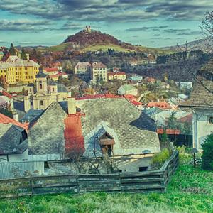 Tá najkrajšia Banská Štiavnica