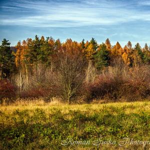 Šibeničný Vrch na jeseň