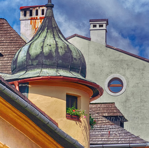 Banská Štiavnica a jej veže III