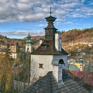 Banská Štiavnica a jej dominanty