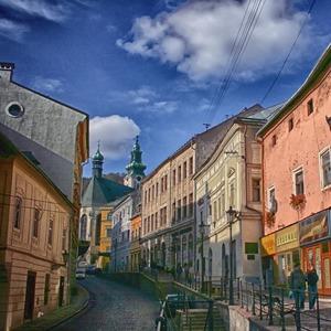 Banská Štiavnica (rok-2008)