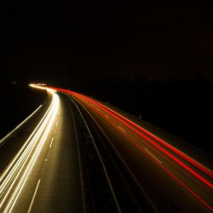 Nočna cesta