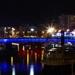 Coloured bridge
