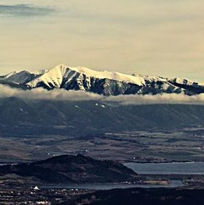 Výhled z Malinného