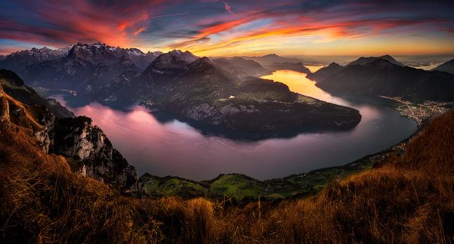 Stredoeuropske fjordy