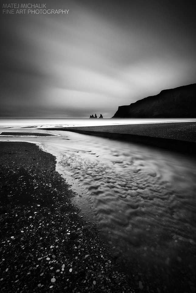 Black Sand Beach near Vik