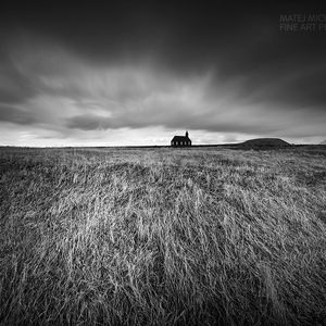 Church near Budir, Iceland