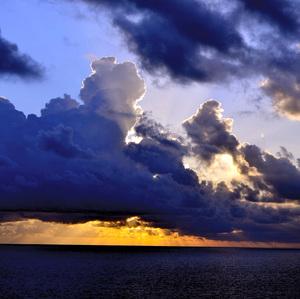 Ráno v Karibiku