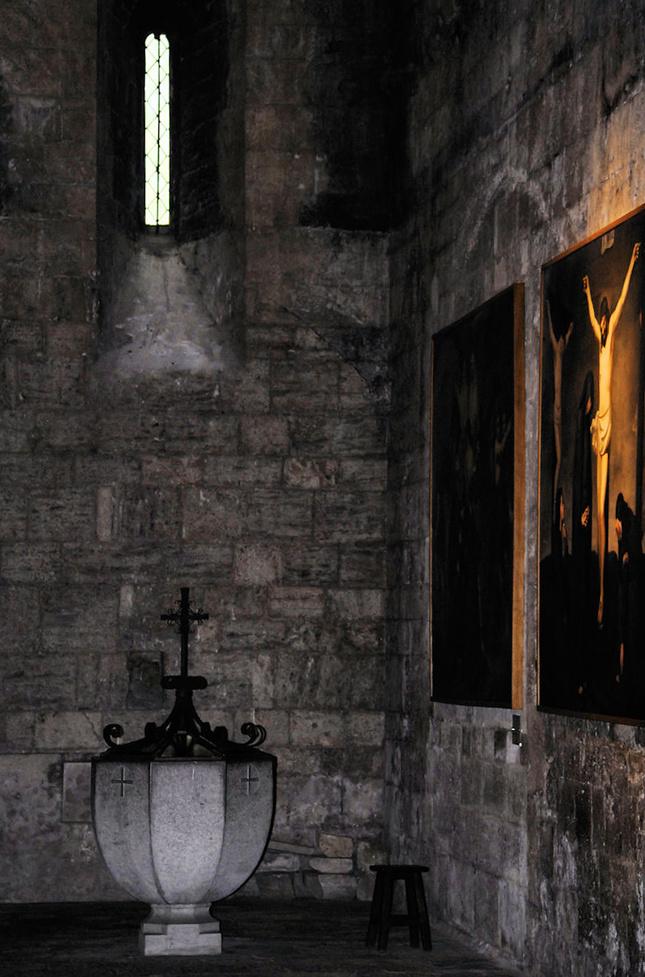 Svetlo v chráme