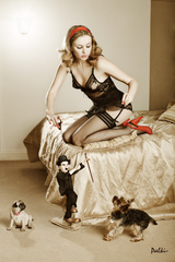 PIN-UP ,, Janine Alexander ,,