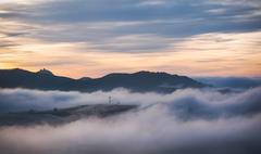 Mist station