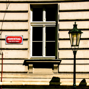 Praha - Konviktská