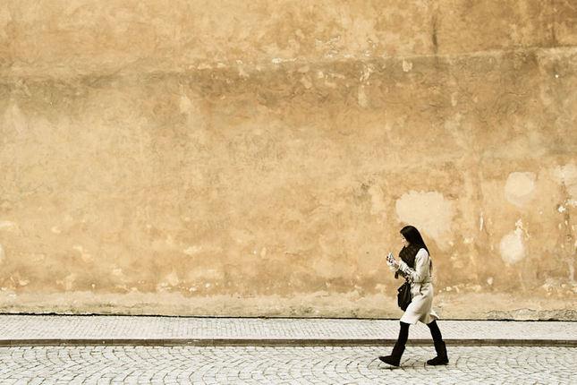 Cestou na pražský hrad