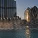 DUBAI - Fontána pred Burj Khalif