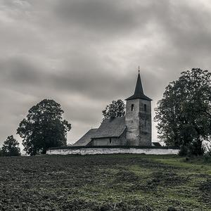 Gotický kostol Všetkých svätých
